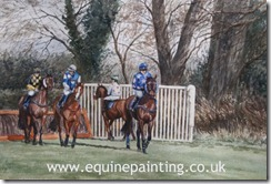 plumpton-racecourse-watercolour